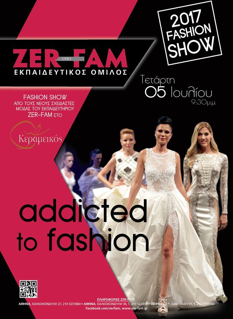 ZER-FAM Fashion Show 2017