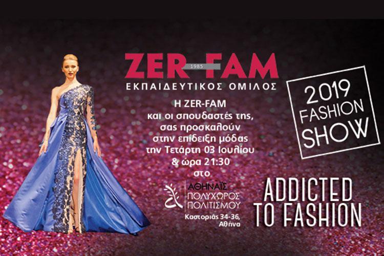 ZER-FAM Fashion Show 2019