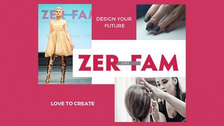 ZER-FAM Εντατικά Τμήματα Μόδας, Μακιγιάζ, Ονυχοπλαστικής